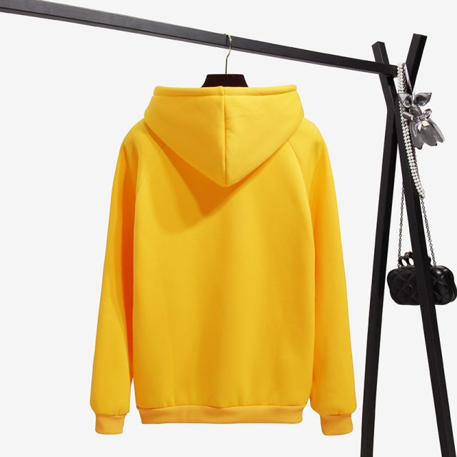 Women's  Hoodie With Pockets