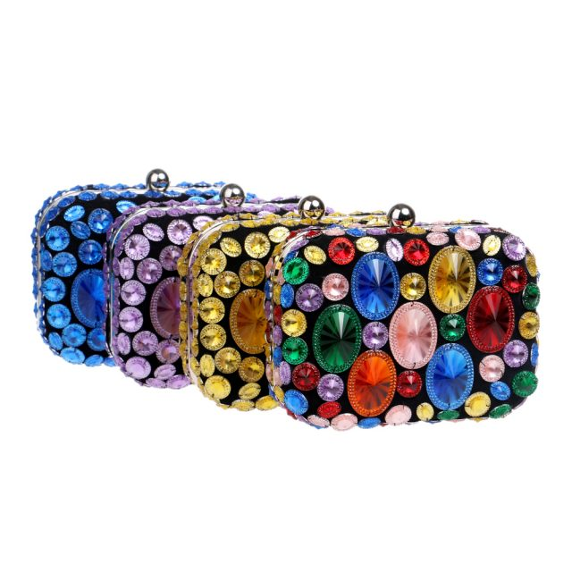 Women's Beaded Evening Bag